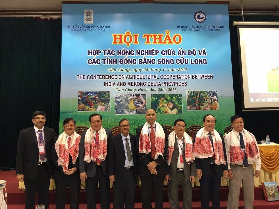 Conference on Agricultural Cooperation in Tien Giang Province