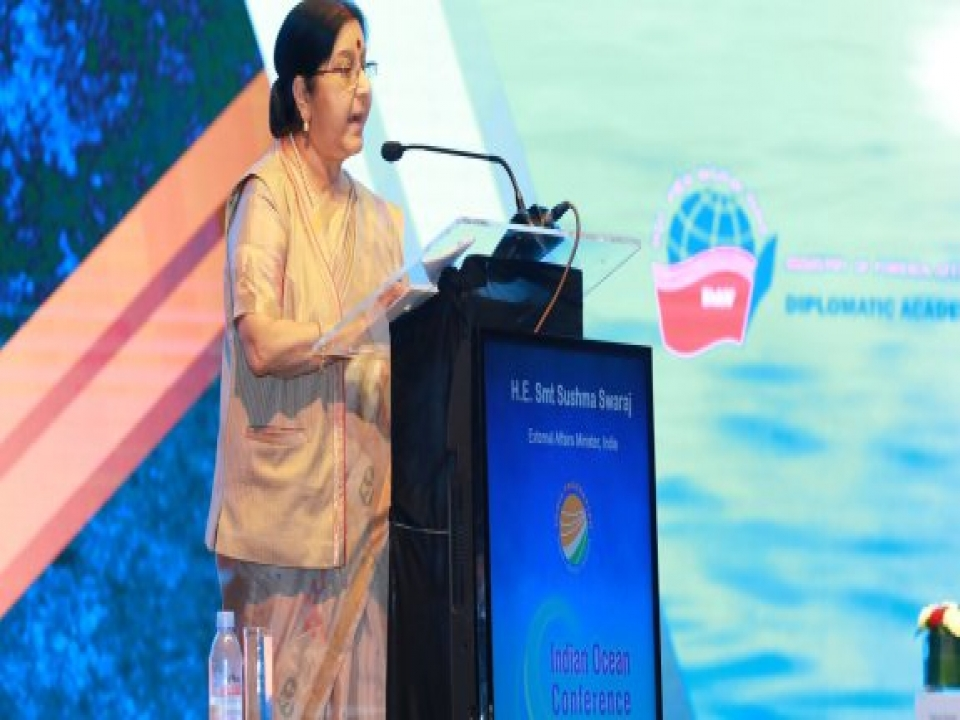 Inauguration of 3rd Indian Conference in Hanoi