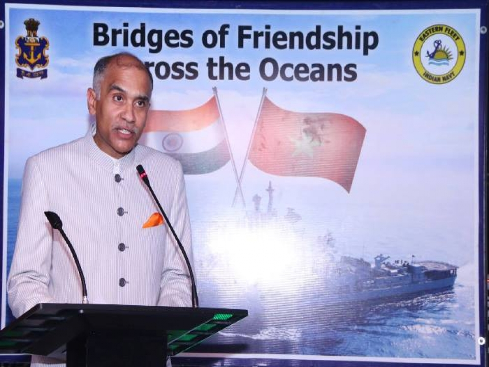 Visit of INS Rana: Bridge of Friendship across the Oceans