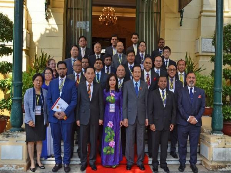 46th Consultative Committee Meeting of the Colombo Plan