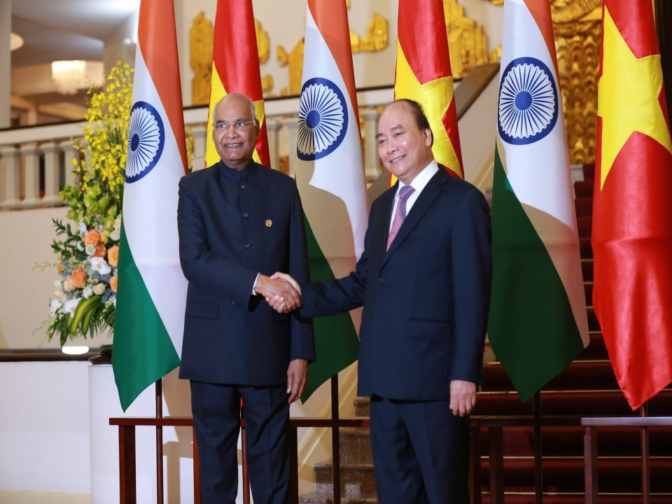 Meeting with Prime Minister of Vietnam