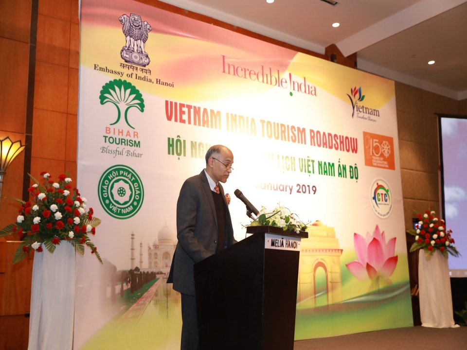 Vietnam-India Tourism Roadshow