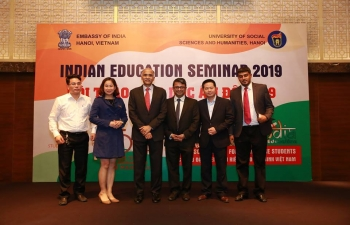 Indian Education Seminar 2019