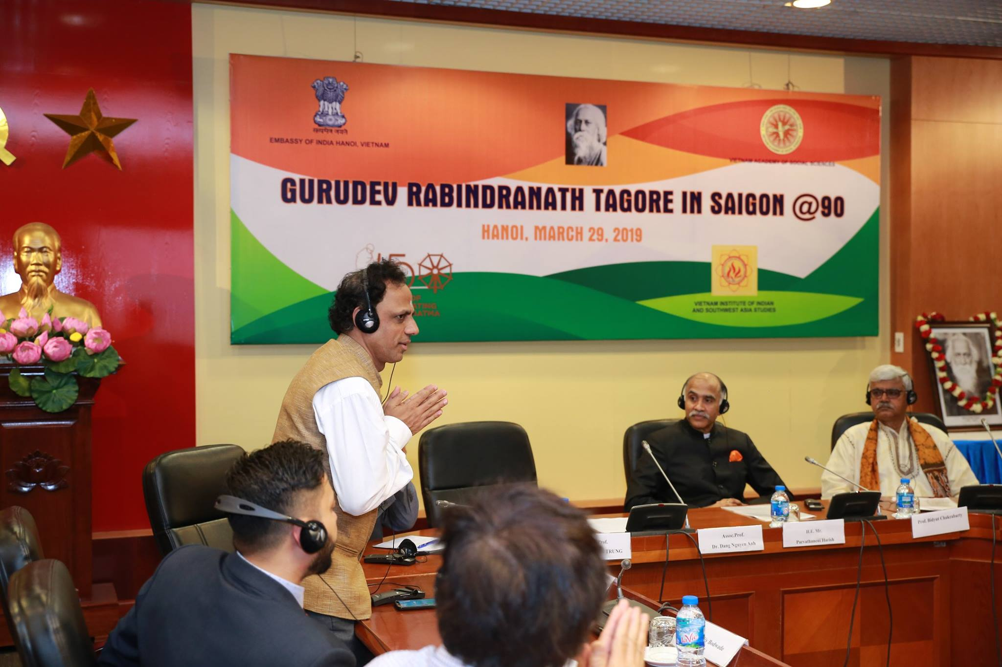 Embassy of India, Hanoi, Vietnam : Events/Photo Gallery