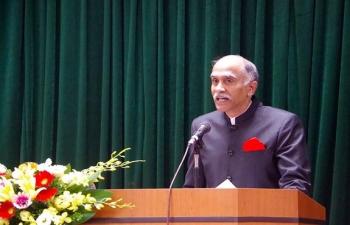 Vietnam-India Development Cooperation in Energy Security