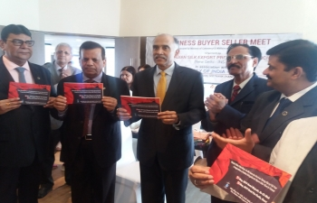 Buyer Seller Meet organized by Embassy