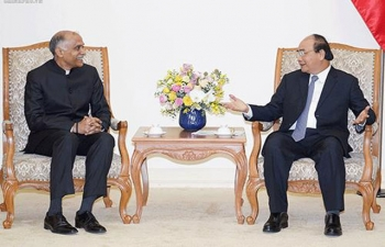 Farewell call on Prime Minister of Vietnam
