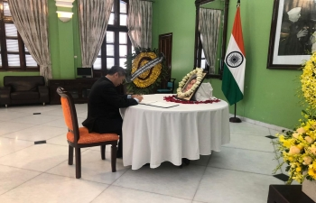 Vietnam mourns passing away of former External Affairs Minister of India
