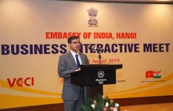 Embassy hosts Interactive Business Meet