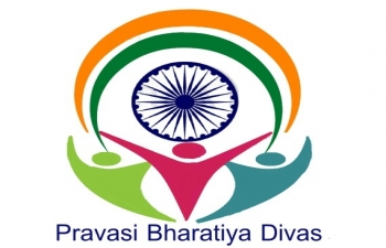 Invitation for Pravasi Bharatiya Divas celebrations