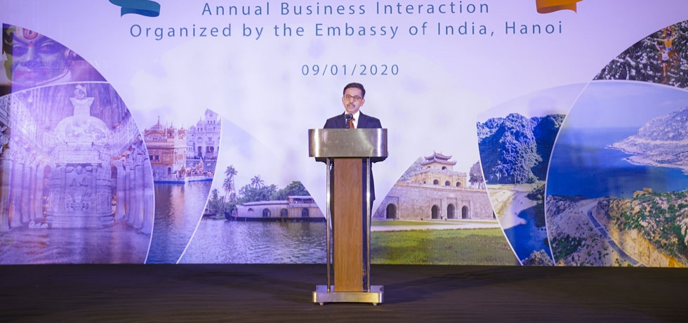 India-Vietnam Business Interaction and Tet Reception