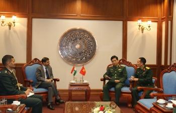 Ambassador visits to Vietnam Department of Peace Keeping Operations
