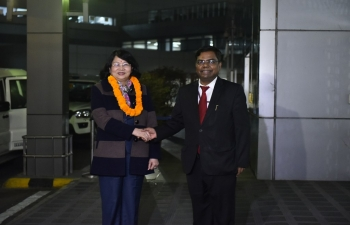 Visit of Vice-President of the Socialist Republic of Vietnam to India (February 11-13, 2020)