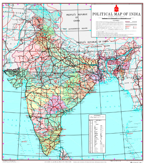 Embassy Of India Hanoi Vietnam India S Latest Official Map