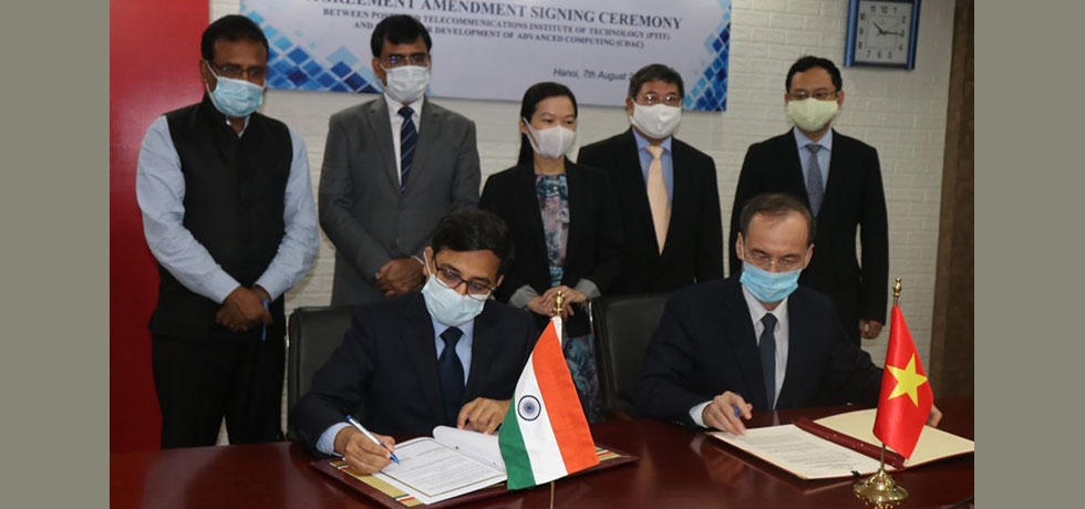 India-Vietnam Development Partnership in Digital Connectivity