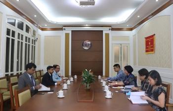Ambassador's visit to CIEM