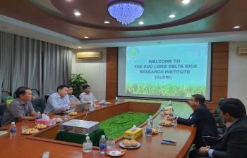 Ambassador's Visit to Ho Chi Minh City