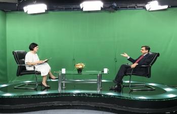 Ambassador's Interview by VITV, Vietnam