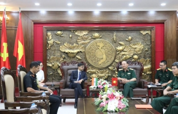 Ambassador's Visit to IDIR - 13.10.2020