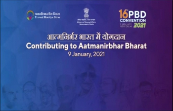 16th Pravasi Bhartiya Divas Convention