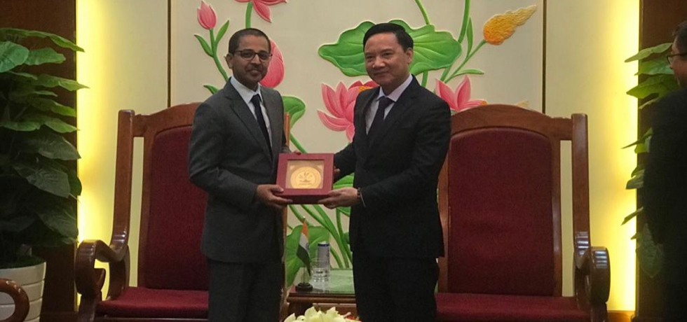 Ambassador's visit to Khanh Hoa province- 12 January 2021