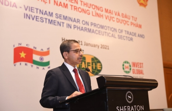 Seminar on Promotion of Trade and Investment in Pharma Sector