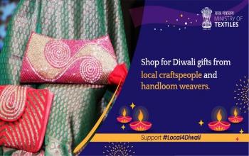 #Local4Diwali