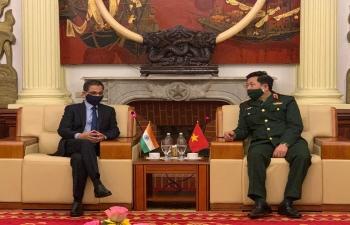 Ambassador's Meeting with DG, General Dept. of Defence Industry