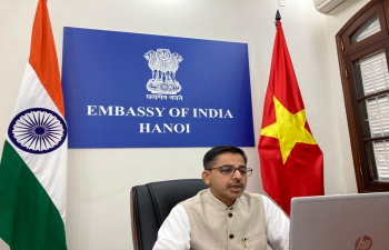 Inauguration of Manufacturing Asia Virtual Expo 2021