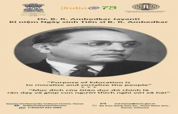 Celebration of 130th Birth Anniversary of Dr. B.R. Ambedkar