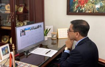 India-Vietnam Defence Industry Webinar – 20.04.2021