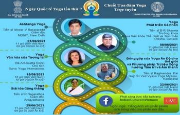 India@75: Yoga Webinar (29 June 2021)