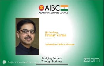Ambassador's address to ASEAN-India Business Council
