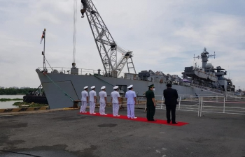 India's COVID-19 Assistance to Vietnam